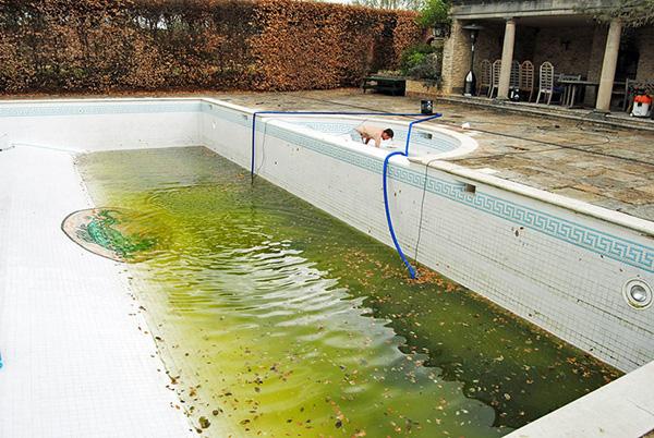 Transforming Swimming Pools : Hamonox swimming pool spa repair filters tiling